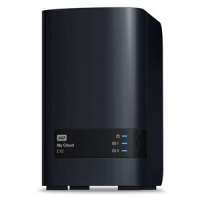 notebooksbilliger.de: Western Digital My Cloud EX2 2-bay NAS Leergehäuse um 124,90 € inkl. Versand