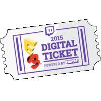 Humble E3 Digital Ticket