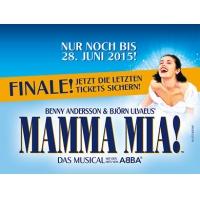 """Raimund Theater: 50 % sparen beim Muscial """"Mamma Mia!"""""""