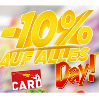 -10% bei Penny am 22.10.2015 auf (fast) ALLES