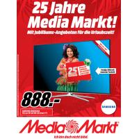 25 Jahre Media Markt – Jubliäumsangebote bis 30. Juni 2015