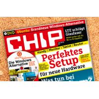 6 Monate CHIP+DVD mit 25 EUR ShoppingBON um 29 EUR