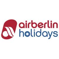 airberlin holidays: 30€ Rabatt auf alle Reisen! – exklusiv für Urlaubshamster – nur bis 24.06.2015 gültig! + weitere Aktionen