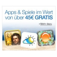 21 gratis Amazon Apps bis 1. Juli 2015