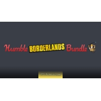 Humble Bundle: Borderlands