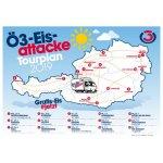 Ö3 Eisattacke: Gratis Eis für Österreich