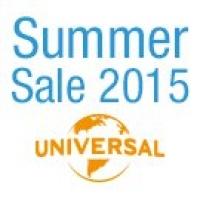 Universal Summer Sale – reduzierte Filme + Serien auf DVD + Blu-ray