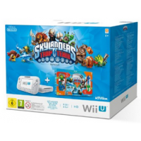 Nintendo Wii U Basic Konsole + Skylanders Trap Team Bundle um 169€