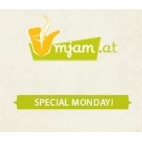 Special Monday: 3€ sparen bei willessen.at und mjam.at von 12-14 Uhr