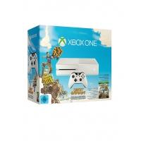 Microsoft Xbox One – 500GB Sunset Overdrive Bundle um nur 299,99€