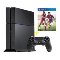 PlayStation 4 mit 1TB Speicher und FIFA 15 um nur 399 Euro bei Saturn