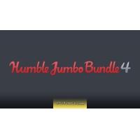 Humble Bundle: Humble Jumbo Bundle 4