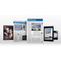 """8 Wochen """"Die Presse"""" Vollabonnement um nur 8 Euro inkl. Versand"""