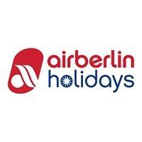 airberlin holidays: 10% Rabatt auf alle Reisen – nur bis 30.10.2015 gültig!