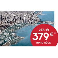 Airberlin Jubelpreise z.B. Europa ab 69 € – USA ab 358 €