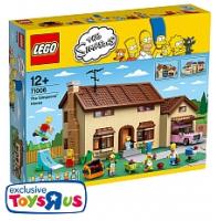 ToysRus.at: 15% Rabatt auf LEGO – z.B. Simpsons Haus um 169,99 €