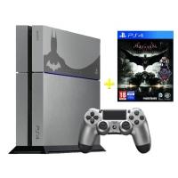 PlayStation 4 Batman: Arkham Knight Edition um 349€ inkl. Versand