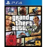 Grand Theft Auto V [PlayStation 4] um 35 € inkl. Versand bei Amazon