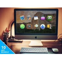 Mac Power User Bundle: 10 Premium Apps