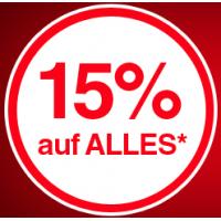 Quelle.at Aktionstag – 15% auf fast alles (inkl. reduzierte Artikel!) bis 5.10.