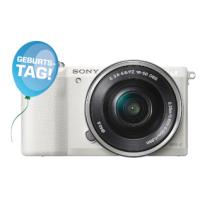 Sony Alpha 5100 Systemkamera mit Objektiv AF E 16-50mm um nur 349€