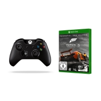 Xbox One Wireless Controller + Forza Motorsport GOTY um 50,97 €