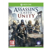 Saturn Tagesdeals – zB: Assassin's Creed Unity (Xbox One) um 18 €