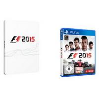 F1 2015 – Special Edition für PS4 und Xbox One inkl. Versand um 46,97 €