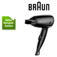 Redcoon Supersale – zB Braun Satin Hair 1 Reisehaartrockner um 9,99 €