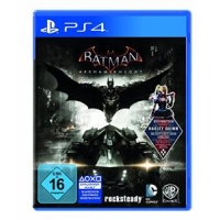 Amazon: PS 4 & Xbox One Games im Angebot – zB. Batman: Arkham Knight um 38,68 € inkl. Versand