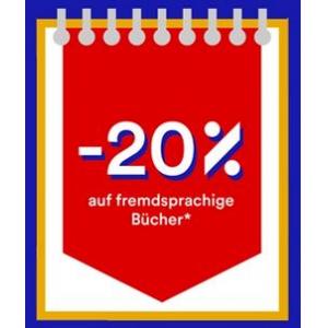 1f6ef6a5eb2d08 17% Rabatt auf fremdsprachige Bücher bei Thalia   gratis Versand ...