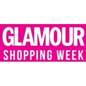 glamour shopping week 2020