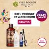 TOP! Yves Rocher - erstes Produkt im Warenkorb gratis (egal wie teuer!)