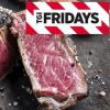 TGI Fridays - Steak & Wein für 2 Personen um 42,21 € statt 94,70 €