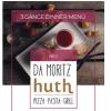 Huth da Moritz – 3 Gänge Dinner Menü um 34,50 € statt 55 €