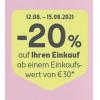 Bipa Onlineshop - 20 % Rabatt auf fast ALLES (ab 100 € Bestellwert)