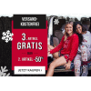 Hunkemöller: 3. BH GRATIS od. 50% Rabatt auf den 2. BH & gratis Versand