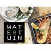 Watertuin – All you can eat & drink für 2 Personen & Geschenk um 44,90 €