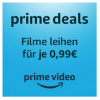 Amazon Prime Video Deals – HD Filme um je 0,99 € leihen