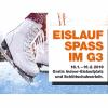 Eislauf-Spass im G3 - Gratis Eislaufen & Schlittschuhverleih!